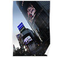 Shibuya building Poster