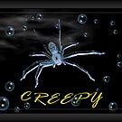Creepy by Debbie  Jones