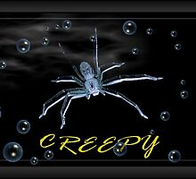 Creepy by Debbie  Jones