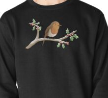 Robin on Branch Pullover