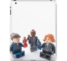 Nick Fury only plays with Nick Fury iPad Case/Skin