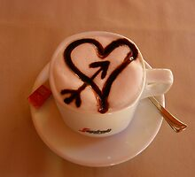 Love Cappuccino by IngridSonja