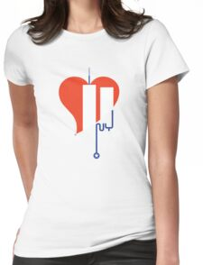 Love NY Womens Fitted T-Shirt