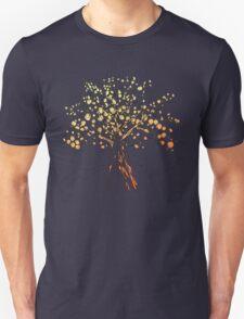 Bright Autumn tree Unisex T-Shirt