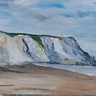 White Cliff Beach by Conor Murphy