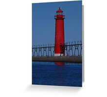 Grand Haven Keeper of the Light Greeting Card