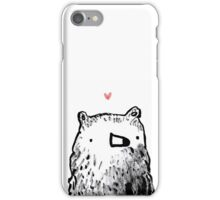 Bear Love iPhone Case/Skin