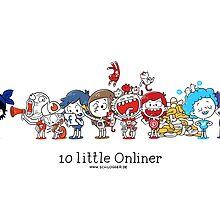 10 little Onliner by Schlogger