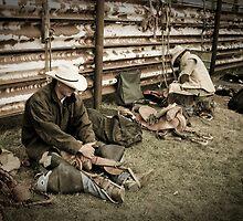 Helmville Rodeo Montana 2009 - #111 by Terry J Cyr