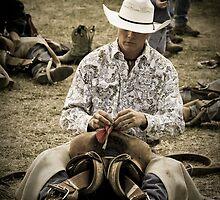 Helmville Rodeo Montana 2009 -  #120 by Terry J Cyr