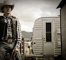 Helmville Rodeo Montana 2009 -  #128 by Terry J Cyr