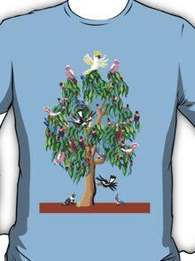 Carol of the Aussie birds T-Shirt