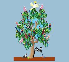 Carol of the Aussie birds Unisex T-Shirt