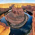 Colorado River and Horseshoe Bend by Gregory Ballos   gregoryballosphoto.com