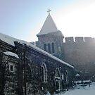 CHURCH RUZICA - KALEMEGDAN FORTRESS - BELGRADE - SERBIA by Rada