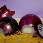 Purple Onion 2 by TeAnne