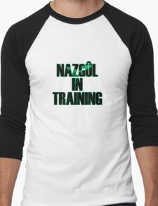 Wraith in Training Men's Baseball ¾ T-Shirt