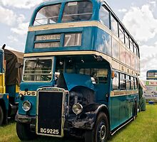 1946 Leyland PD by David J Knight