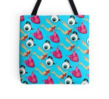 Eye Heart U Tote Bag