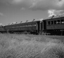 Past Train by Jeffri