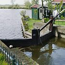 The lock at De Woude (2) by Marjolein Katsma