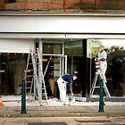 *a shop with no name* by funkymarmalade
