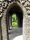 The Pebble Archway by trish725