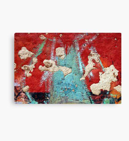 Krakatau Canvas Print