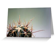 Spike the Cactus Greeting Card