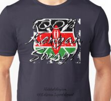 kenyan flag love Unisex T-Shirt