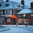 Snowy College by Kevin Bailey