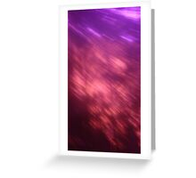 Back to the vivid forest n°11 Greeting Card
