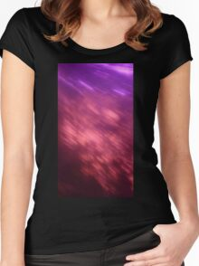 Back to the vivid forest n°11 Women's Fitted Scoop T-Shirt