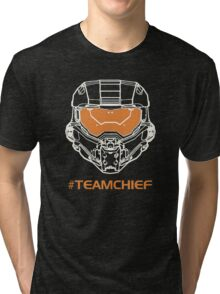 TEAM CHIEF Tri-blend T-Shirt
