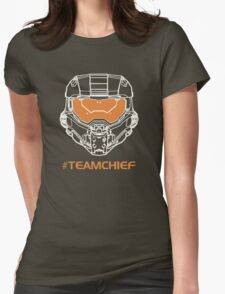 TEAM CHIEF Womens Fitted T-Shirt
