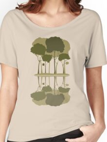 Trees Women's Relaxed Fit T-Shirt