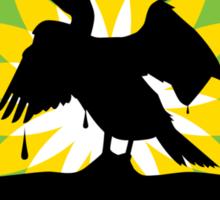 Bird Petroleum Sticker