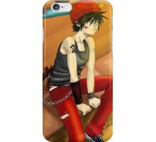 Vanitas - Twilight Town iPhone Case/Skin