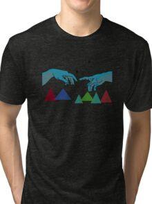 michelangelo Tri-blend T-Shirt