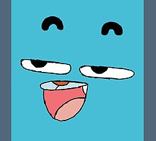 Gumball Watterson by Infernoman
