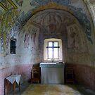 Väversunda Medieval Stone Church  by HELUA