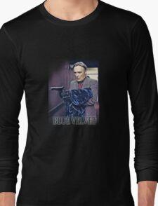 Blue Velvet Long Sleeve T-Shirt