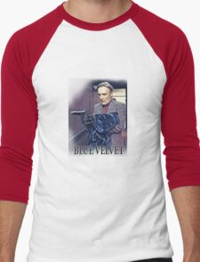 Blue Velvet Men's Baseball ¾ T-Shirt