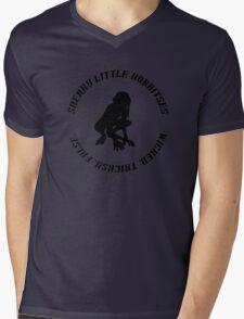 Wicked. Tricksy. False. (Solid) Mens V-Neck T-Shirt