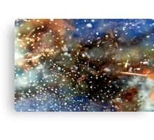 Celestial Storm Canvas Print