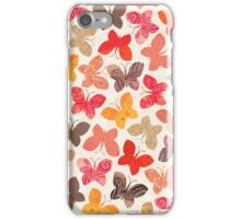 Butterfly Picnic iPhone Case/Skin