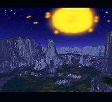 Meteor Summoned by Junior Mclean