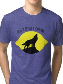 Sourwolf Tri-blend T-Shirt