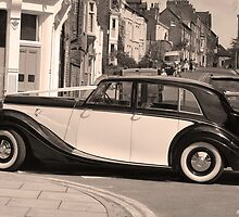 Bentley MK V by Kevin Bailey