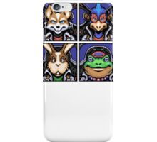 Bogey On My Tail! iPhone Case/Skin